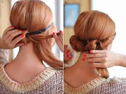 Coiffure Mariage Simple A Realiser