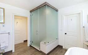 frosted shower doors. Frosted Glass Shower Doors O