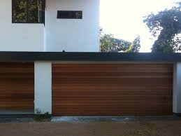 modern wood garage door. Residential Garage Doors Wooden Modern Wood Door O