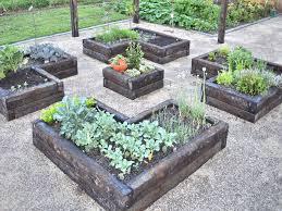 diy small vegetable garden plans garden ideas with regard to small ...
