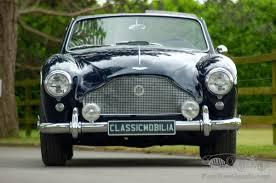 Auto Aston Martin Mk Iii Drophead 1958 Zu Verkaufen Postwarclassic