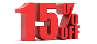 Image result for 15% off coupon images