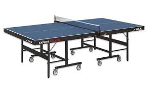 Ping Pong Table Comparison Chart Stiga Expert Roller European Version