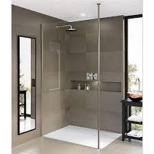 Wet Room Bathroom Exterior