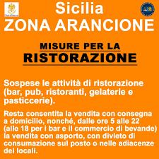 Sicilia zona arancione da oggi, tutte le regole in foto - QdS