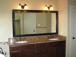 Bronze Mirror Bathroom Mirrors Oil Rubbed Bronze Mirror Bathroom Vanity Home Design