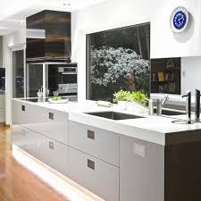 contemporary approach modern kitchen designs australia beautiful sophisticated minimalist black and white kitchen design