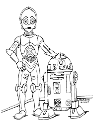 Star wars coloring pages printable - ColoringStar