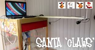 <b>Santa Claws</b> - Use your skill to win cash for charity!