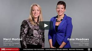 Marci Morton and Dana Meadows \ Movement Mortgage on Vimeo