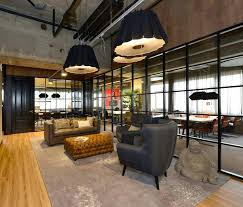 industrial office space. Contemporary Space Rustic Office Space Tour Offices Industrial Modern  Throughout Industrial Office Space