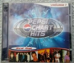 Details About Pepsi Chart Hits Vol 1 By Various Artists Cd Mar 2000 Red X Double Cd