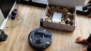 Robot hút bụi Philips FC8820 SmartPro Active • Quang Vacuum