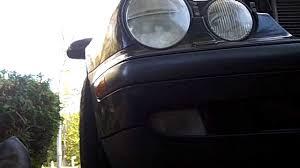 Mercedes clk 320 w208 series xenon headlight bulb replacement ...