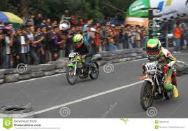 drag bike editorial stock image image of java racing 32031249