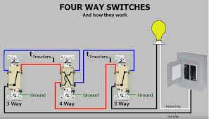 help with wiring 4 way ge jasco light switches connected things Dimer 4-Way Switch Wiring Examples 4waywiring jpg1152x661 84 7 kb