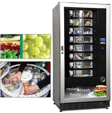 Used Cold Food Vending Machines Mesmerizing Food Vending Machines Link Vending