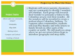 stations project topics what makes our community unique  project topics what makes our community unique