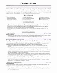 Hr Recruiter Resume Format Inspirational Sample Hr Resume Luxury