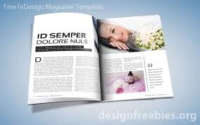 free magazine layout template indesign magazine template mockup9 free indesign templates