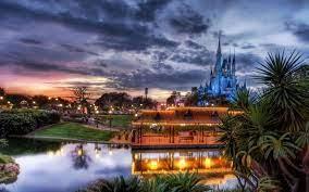 Walt Disney World Hd Wallpaper Free ...