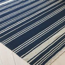 115 best gulvtepper images on rugs dhurrie rugs and navy striped rug