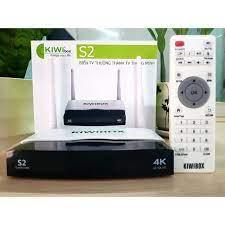 Tivibox KIWI S2 bản mới 2020 hỗ trợ Điều khiển Giọng Nói- SẢN PHẨM CHÍNH  HÃNG | S Audio