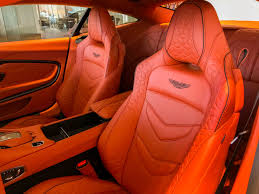 Uslugu Sofisticiran Ne Sviđa Mi Se 2019 Aston Martin Dbs Superleggera Seats Telfor Org