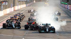 Jolyon Palmer: Why most drivers would have loved the late restart in Baku –  despite the added stress