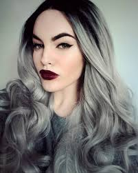 Grey Hair Hide Or Not To Hide Hairstyles For Woman