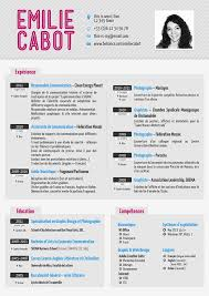 Creative Resume Design Inspiration Cover Letter Format And