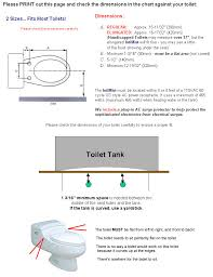 elongated bowl toilet dimensions. click here to open a new window with just the dimensions so you can print it and take toilet elongated bowl