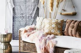 boho chic interiors get the look get