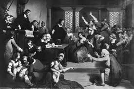 Salem Witch Salem Witch Trials Timeline Follow The Events