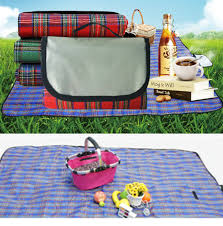 details about extra large waterproof picnic blanket rug travel outdoor beach camping mat