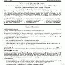 Fantastic Free Sample Resume Restaurant Owner Contemporary Entry