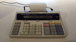 sharp el 1801v. sharp el2630piii standard function calculator el 1801v h