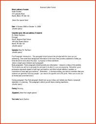 Business Proposal Letter Closing Proposal Letter