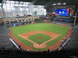 Minute Maid Park Section 419 Houston Astros