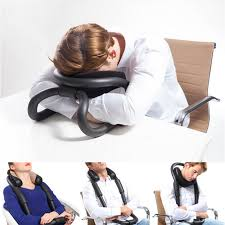 office nap pillow. IdeaShow Black Neck Protecting U-shaped Pillow Airplane Car Office Nap Travel A