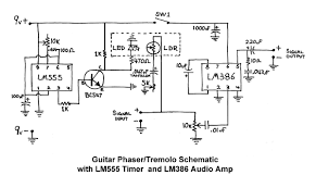 the guitar phaser tremolo effects box hack a week an error occurred