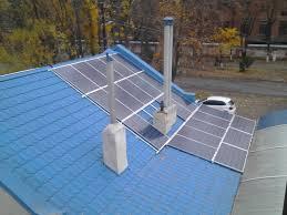 Сколько стоит поставить солнечные батареи на крышу украина