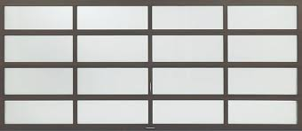 rw garage doorsRW Garage Doors  Modern FullView Glass Garage Doors