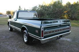 1971 Chevrolet Cheyenne C-10 Custom Sport Truck C10 Pickup Chevy ...