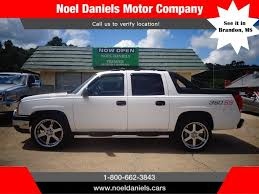 Used 2004 Chevrolet Avalanche 1500 For Sale | Brandon MS