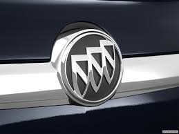 buick logo 2014. 2014 buick regal sedan turbo awd rear manufacture badgeemblem logo
