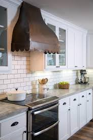 Retro Range Hood 9 Kitchen Color Ideas That Arent White Hgtvs Decorating