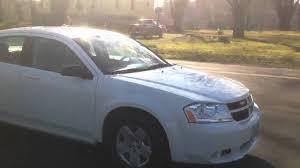 2010 Dodge Avenger with lights - YouTube