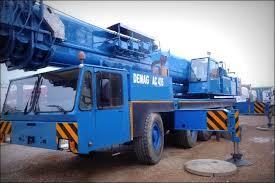 Demag Ac 435 Bsh Cranes