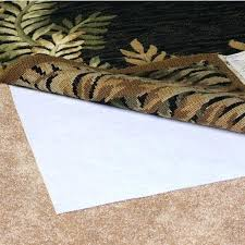 4 by 5 rug magic stop non slip indoor rug pad size 3 x 5 rug